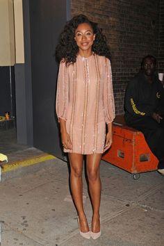 Corinne Bailey Rae Photos: Celebrities at Hammerstein Ballroom