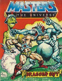 Mini Comics covers and interior comic art