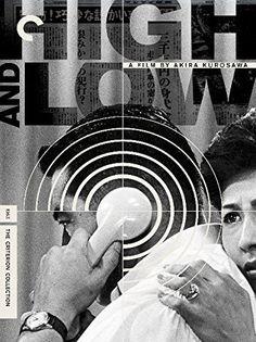 High and Low (1963) directed by Akira Kurosawa with Toshirô Mifune, Kyôko Kagawa, Tatsuya Nakadai.