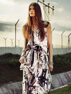 Love this @OBJECT  maxi skirt!