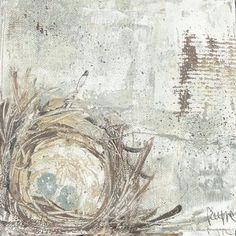 Melissa Payne Baker- Nest IV