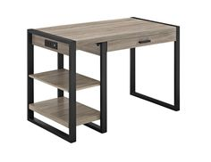 "48"" Computer Desk – Harvey & Haley"