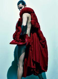 Karlie Kloss by Steven Klein for V Magazine