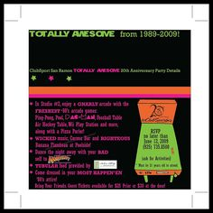 80S Party Invitation Wording for best invitations ideas Rhonda