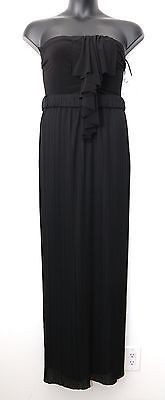 Mark & James by BADGLEY MISCHKA Strapless Maxi Dress, Size L, NEW