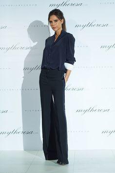 Victoria Beckham - mytheresa.com x Victoria Beckham dinner, Seoul - March 21, 2016