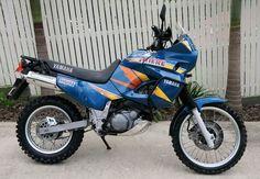 Yamaha XTZ660 tenere