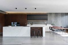 This House Transformed From A Graffiti-Filled Slum To Ultra Minimalist Home - UltraLinx