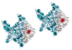 Bijou Brigitte Stud earrings - Little Fish