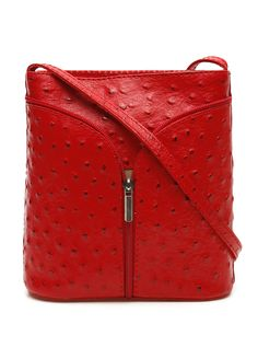 Marla Fiji Bags Laura Red Bag-Red