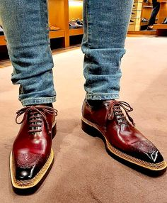 Mens Shoes Boots, Shoe Boots, Mens Smart Casual Shoes, Alligator Boots, Formal Shoes, Haberdashery, Stylish Men, Shoe Game, Leather Men