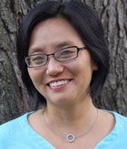 Linda Sue Park has a lot of cool information on her site, including two books quizzes she created herself!