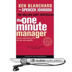 The One-Minute Manager