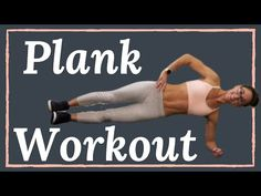 Flat Stomach Workout to strengthen your Core. Lose your handles and tone your abs with this at home plank workout routine. No equipment needed a great fitness routine for men and women who workout at home. Best Core Workouts, Killer Workouts, Best Ab Workout, Ab Workout At Home, At Home Workouts, Six Pack Abs Workout, Workout For Flat Stomach, Abs Workout Routines, Plank Workout