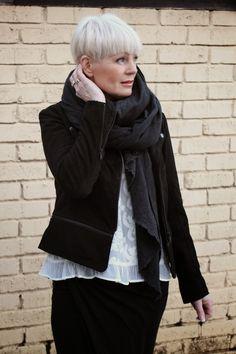 Mathildes verden: Blonder slash skinn