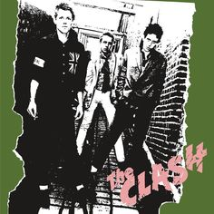 The Clash - The Clash on 180g LP