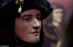 This is the face of King Richard III