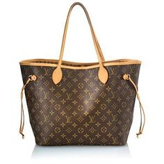 Louis Vuitton Neverfull Monogram Medium Tote. I have this and it's my favorite bag. Love it