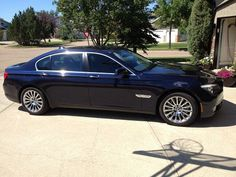 2010 BMW 750 IL 7Series - Edmonton, AB #5498616603  Once Driven