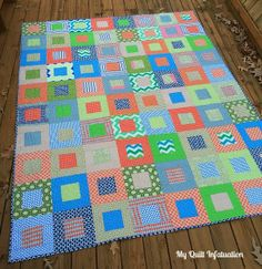 My Quilt Infatuation: Needle and Thread Thursday!