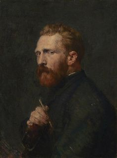 Portrait of Vincent Van Gogh, 1886 by John Peter Russell on Curiator, the world's biggest collaborative art collection.