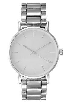 Köp KIOMI Klocka - silver-coloured för 249,00 kr (2018-04-13) fraktfritt på Zalando.se