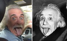 Taxi Driver In New York City Looks Just Like Albert Einstein