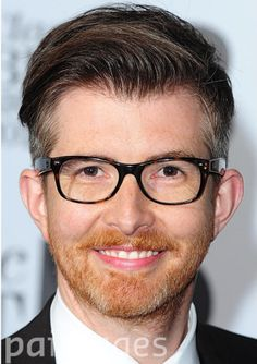 Gareth Malone's ginger beard and geek glasses get the thumbs up from us!