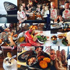 So much fun @bigeasylondon yesterday at Canary Wharf. Bottomless boozy brunch  sooo much prosecco and lobster! #bigeasybrunch #bigeasy #BigEasyCanaryWharf #lobster #BBQ #prosseco #beer #london #familyday #foodporn #weekendfun by emmadubstep