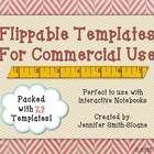 This Mega Pack is crammed with 29 different templates for commercial use. They are sized on a full sheet of paper and have marks for cutting and folding.   $50.00