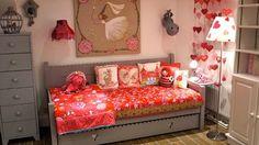 Six règles d'or pour aménager une chambre d'enfant // http://www.deco.fr/deco-piece/decoration-chambre-enfant/actualite-518349-regles-amenager-chambre-enfant.html