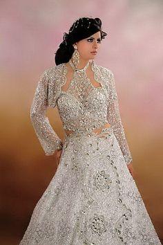 Robe tunisienne mariage