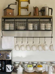 Tea bar home design ideas   Source: www.thevintagewren.blogspot.com