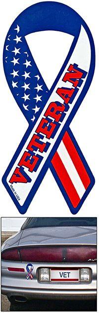 Vietnam Era Veteran National Defense Ribbon Metal License