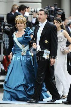 Casamento Princesa Vitória e Daniel Westling - Convidados: Outras Famílias Reais - Blog_Real - O Blog das Monarquias