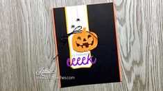 Canadian Stampin Up Demonstrator Kathie Zaban – Paper Pumpkin Alternative Projects - Hello there, today's share is an unboxing of the September 2018 Paper P Up Halloween, Halloween Cards, Stampin Up Paper Pumpkin, Pumpkin Cards, Stamping Up, Flower Cards, Paper Piecing, Homemade Cards, Stampin Up Cards
