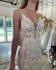 """Jeannelle l'Amour Bridal (JLB) on Instagram: """"⚡️ NEW DRESS DROP ⚡️ ⠀⠀⠀⠀⠀⠀⠀⠀⠀ There ALWAYS needs to be a showstopper full lace dress in the new collection... and this may just be her.…"""" New Dress, Lace Dress, Lace Wedding, Wedding Dresses, Drop, Weddings, Bridal, Collection, Instagram"""