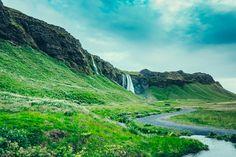 Landscape photography at Seljalandsfoss - Iceland