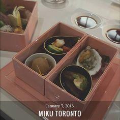 Should not have written this review on an empty stomach! Get the scoop on two of Miku's three #kaiseki menus (link in bio)! #tarabites #mikutoronto #aburirestaurants #toronto #lovetoronto #torontofood #torontoeats #tastetoronto #eat #drink #food #foodie #foodgasm #foodporn #dinner #asian #japanese #sashimi #sushi #aburi #oysters #seaurchin #crab #foiegras by tarabites