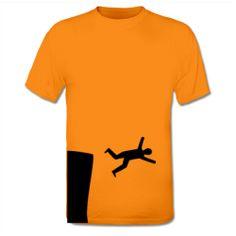 Attention - Chute Tee shirt