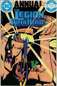 Legion of Super-Heroes Annual #3 (1984)