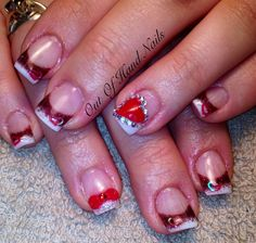 Visit to watch videos Valentine Nail Art, Holiday Nail Art, Valentines Day, Heart Nails, Types Of Nails, Practical Gifts, Unusual Gifts, Nails Magazine, Love Is All