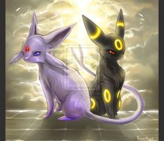 not a creative title GOOODD LORDDY I dont like this new deviantart layout. x_x I suppose Ill get used to it later :C . So there's umbreon and espeon now. teehee, I like umbreon C: Enjoy . Umbreon And Espeon, Pokemon Eevee Evolutions, Pokemon Pins, Cute Pokemon, Pokemon Stuff, Pokemon Photo, Dont Touch My Phone Wallpapers, Art And Architecture, Pikachu