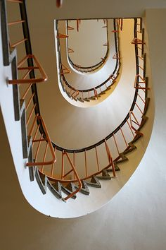Stairs up to my office. | Flickr - Photo Sharing!