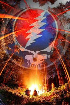 Grateful4Dead Grateful Dead Skull, Grateful Dead Image, Grateful Dead Poster, Grateful Dead Wallpaper, Dead And Company, Music Artwork, Forever Grateful, Good Ole, Best Part Of Me