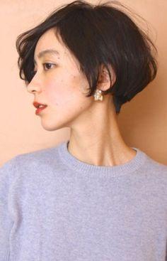 Beste Frisuren von Japanischen Frauen Blasen Verstand