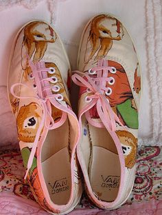 vintage van doren shoes