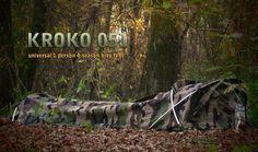 KROKO 051 - unique 4 season 1 person bivy tent (first review ever!)