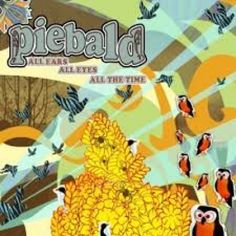 Piebald - All Ears, All Eyes, All The Time LP