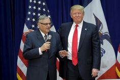 Donald Trump announces Joe Arpaio as Vice President... I Like Joe... but not as vp for Donald Trump. ANOTHER MOVE BY DONALD TRUMP TO CONTROL!!  THE PEOPLE WILL LOVE THIS AS THEY KNOW HOW PATRIOTIC JOE IS. I WOULD SAY JOE WILL BE TRUMP'S LAP DOG... JAN 27 2016